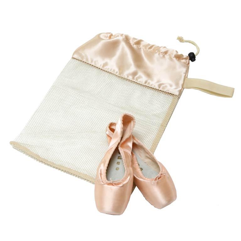 Mesh Dance Shoe Bag
